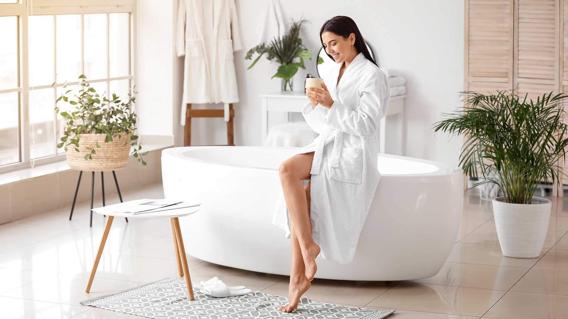 Vest Haustechnik - traumhaft schönes Badezimmer in Dorsten